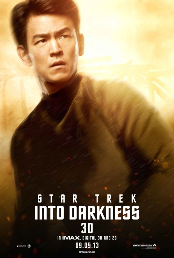 Star Trek Into Darkness Poster #12