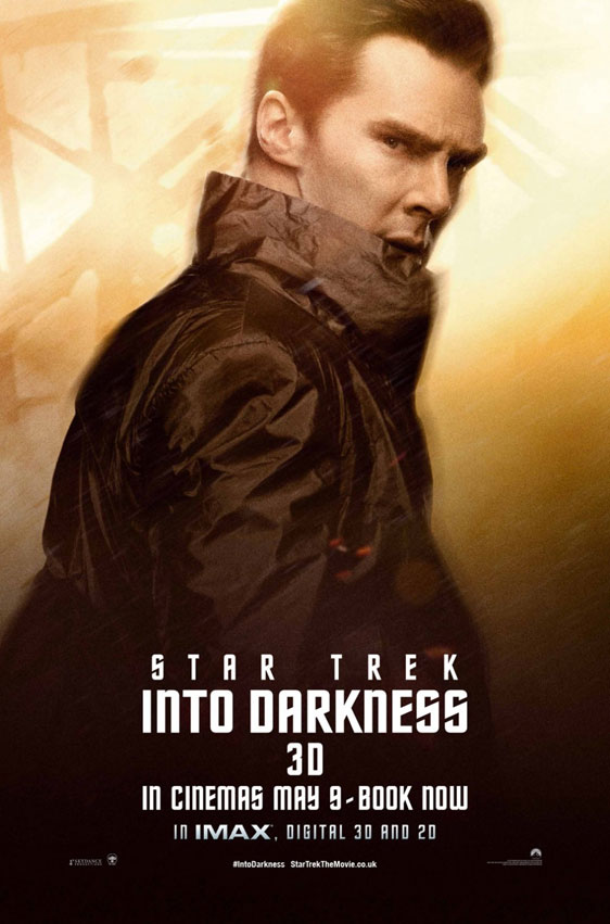Star Trek Into Darkness Poster #14