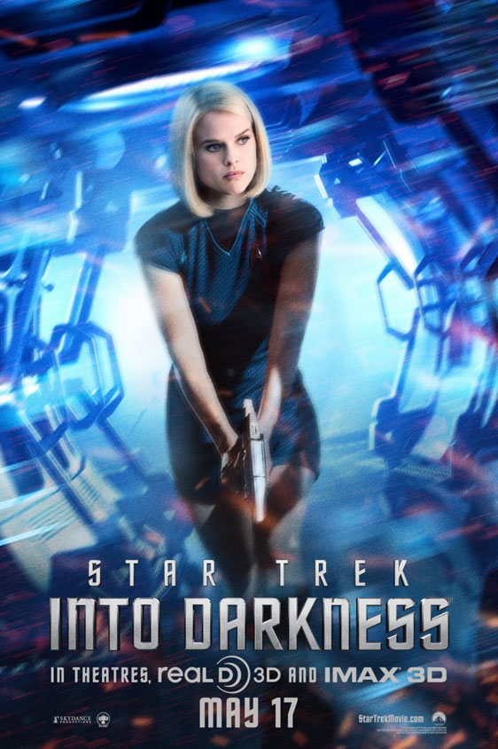 Star Trek Into Darkness Poster #20