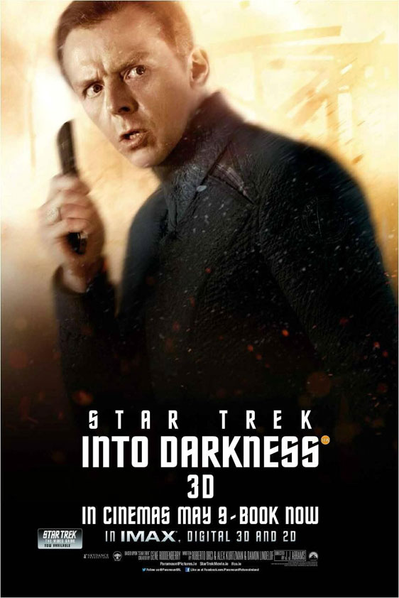 Star Trek Into Darkness Poster #22