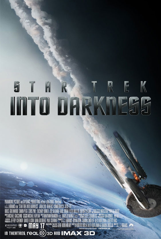 Star Trek Into Darkness Poster #4