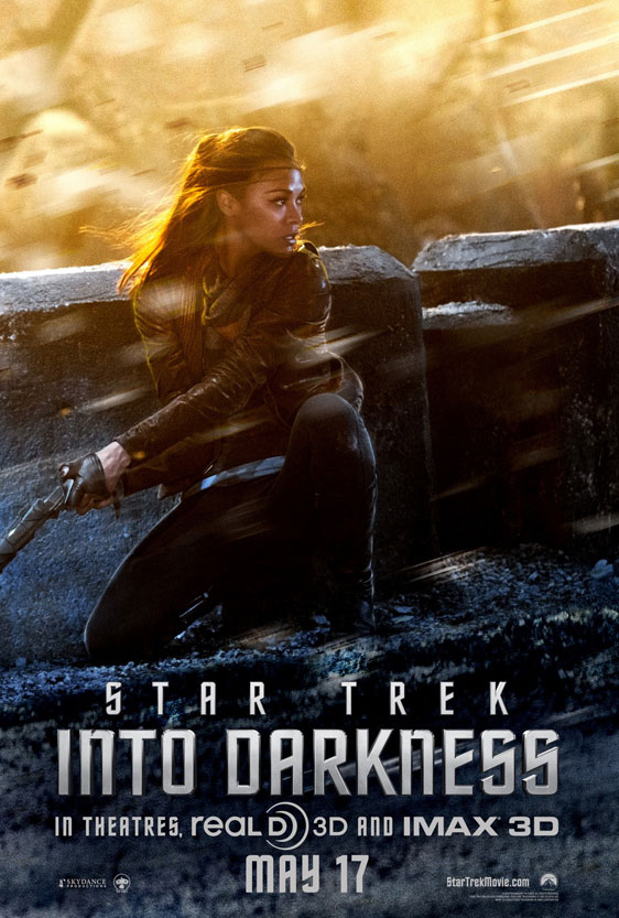 Star Trek Into Darkness Poster #5