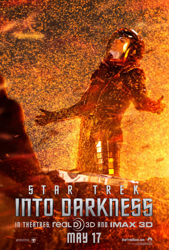 Star Trek Into Darkness Poster #6