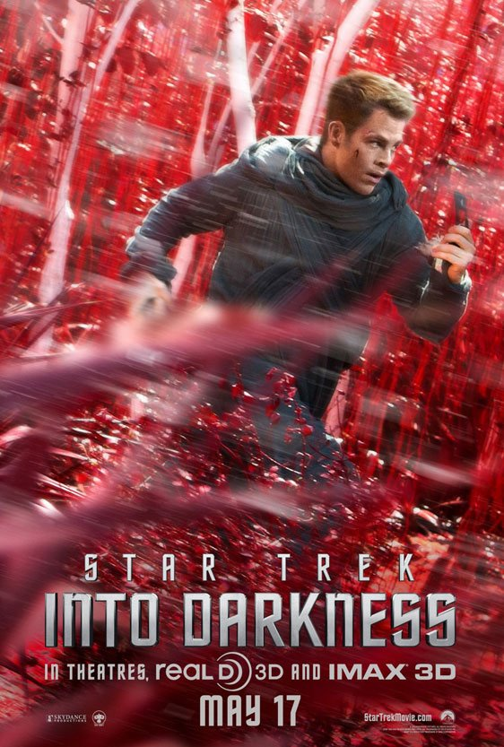 Star Trek Into Darkness Poster #8