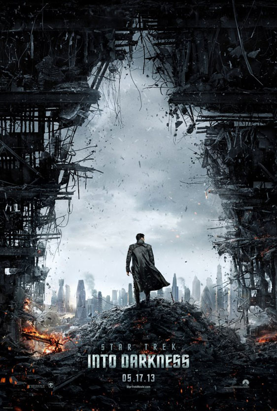 Star Trek Into Darkness Poster #1