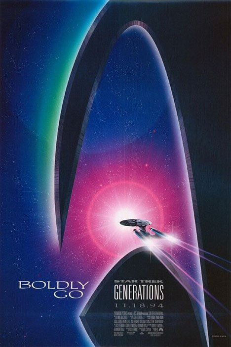 Star Trek: Generations Poster #1