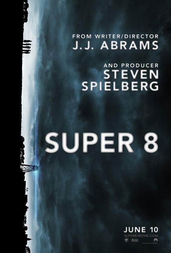 Super 8 Poster #2