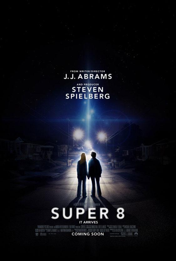 Super 8 Poster #3