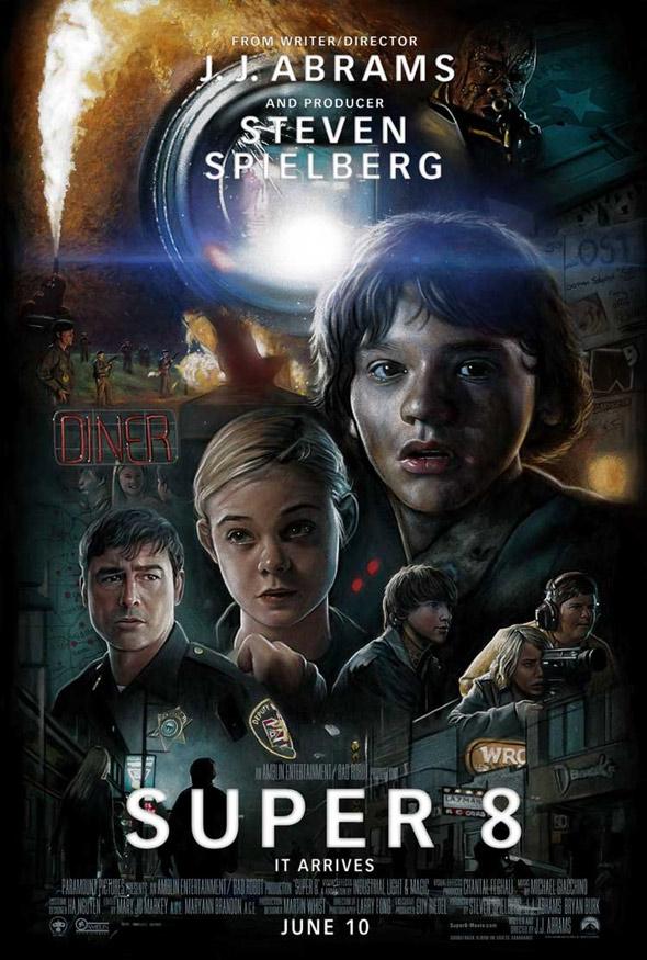 Super 8 Poster #4