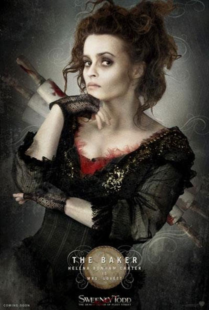 Sweeney Todd: The Demon Barber of Fleet Street Poster #7