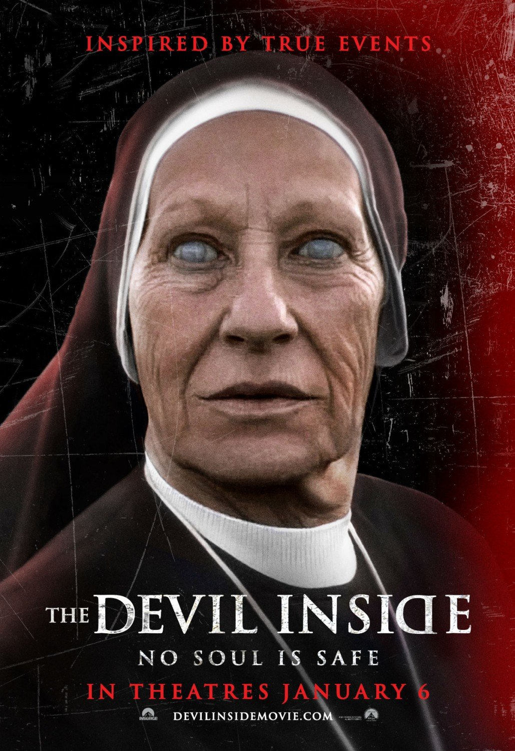 The Devil Inside Poster #2
