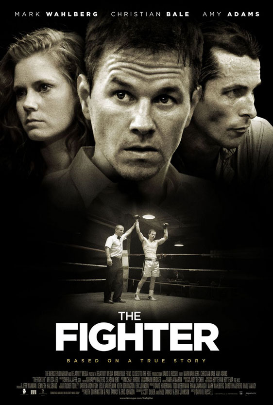 The Fighter Poster #3