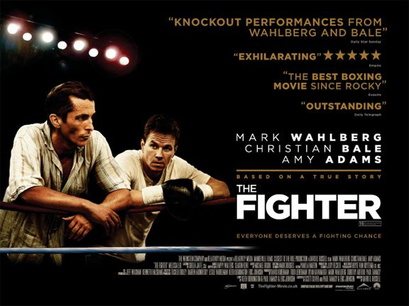 The Fighter Poster #4