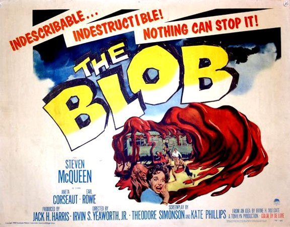 The Blob Poster #2