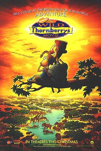 The Wild Thornberrys Movie Poster