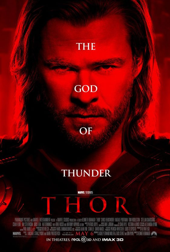 Thor Poster #3