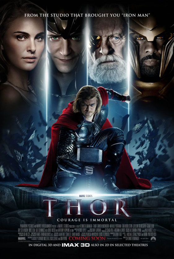 Thor Poster #5