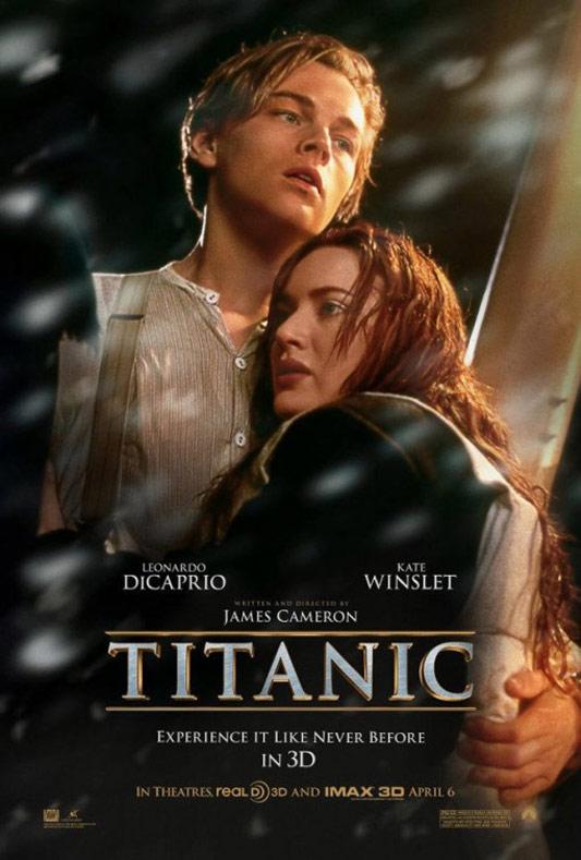 Titanic Poster #2