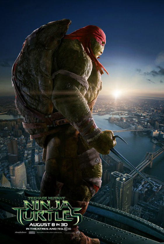 Teenage Mutant Ninja Turtles Poster #12