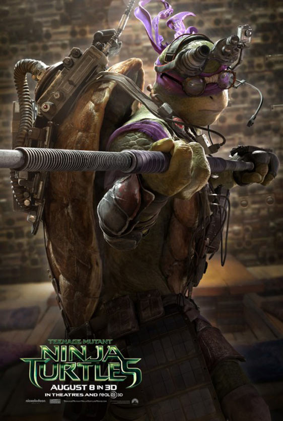 Teenage Mutant Ninja Turtles Poster #13