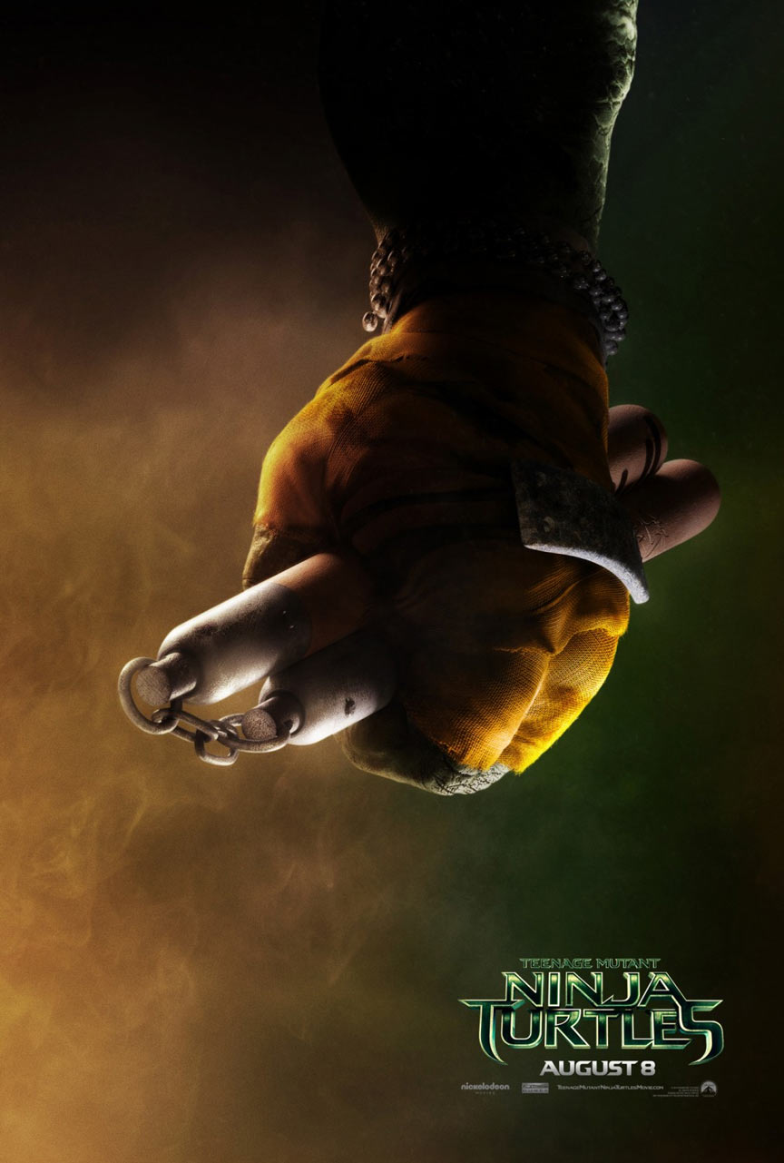 Teenage Mutant Ninja Turtles Poster #4