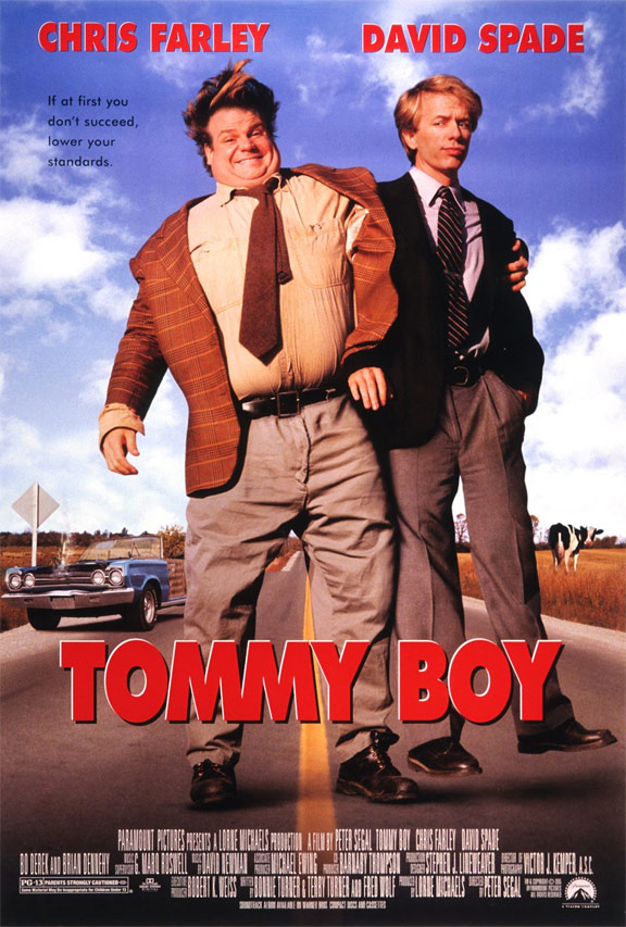 Tommy Boy Poster #1