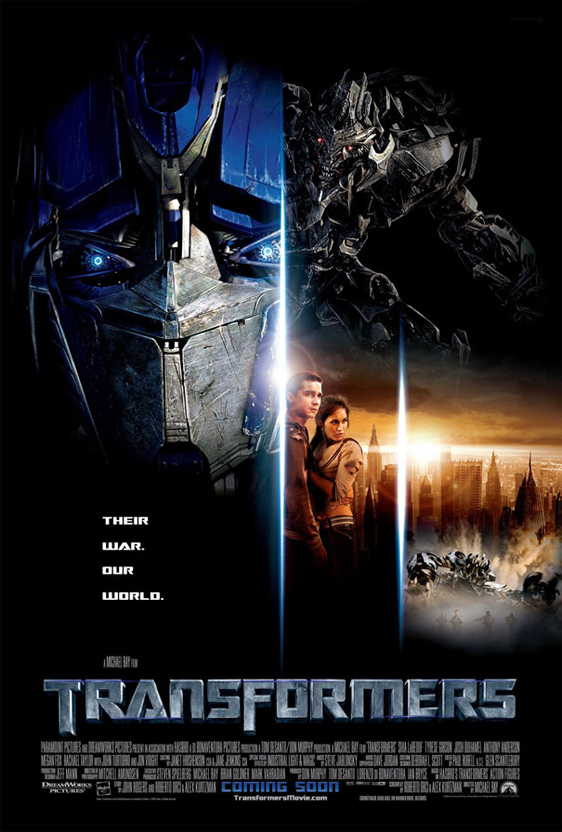 Transformers Poster #3