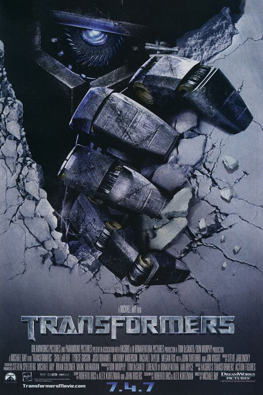 Transformers Poster #7