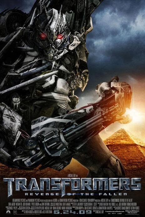 Transformers: Revenge of the Fallen Poster #3