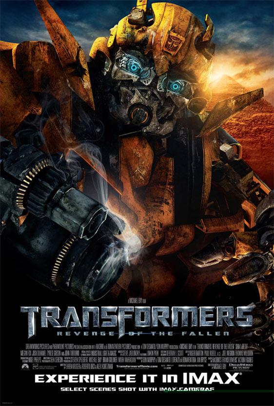 Transformers: Revenge of the Fallen Poster #7