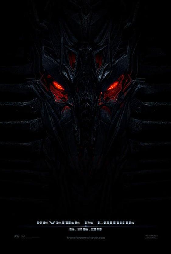 Transformers: Revenge of the Fallen Poster