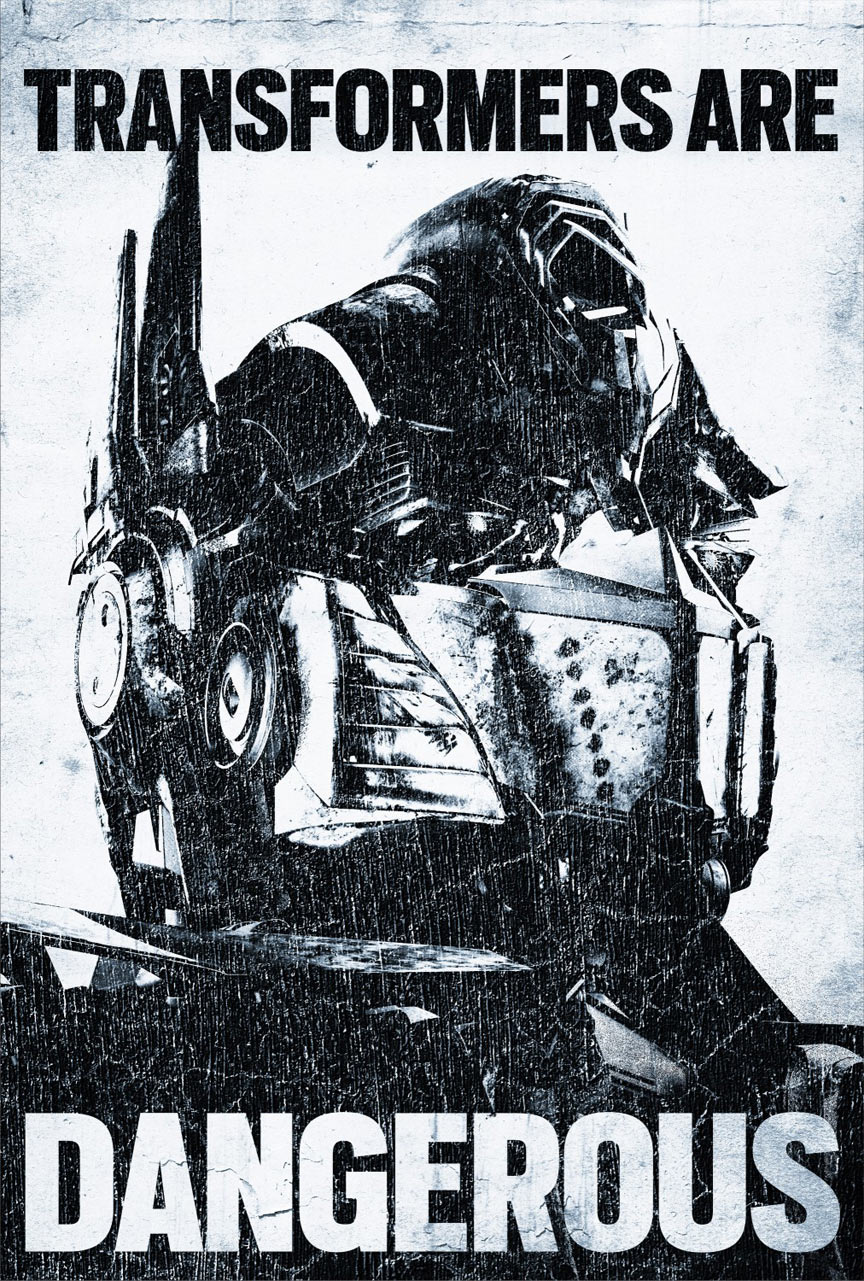 Transformers: Age of Extinction Poster #7