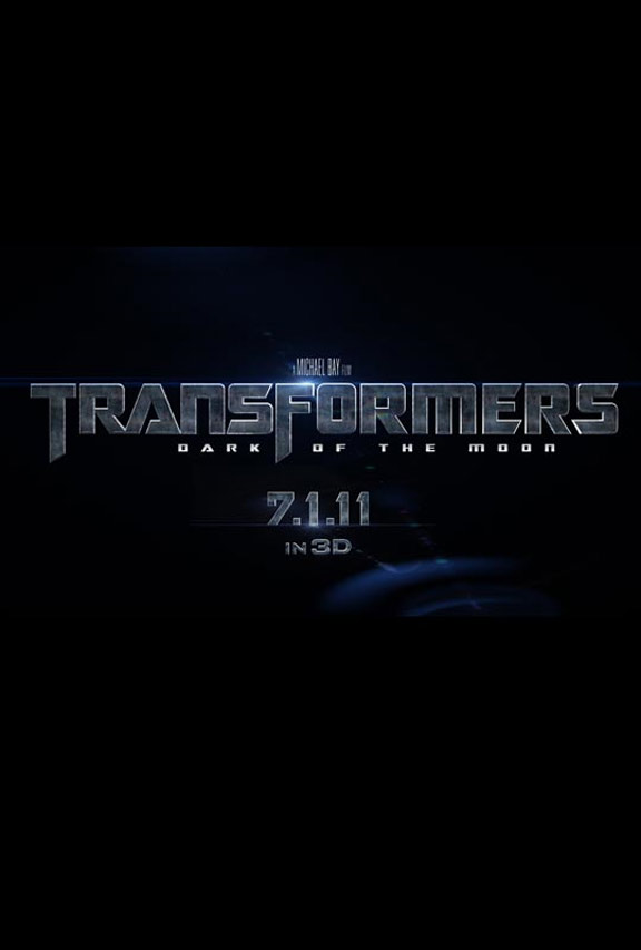 Transformers: Dark of the Moon Poster #1