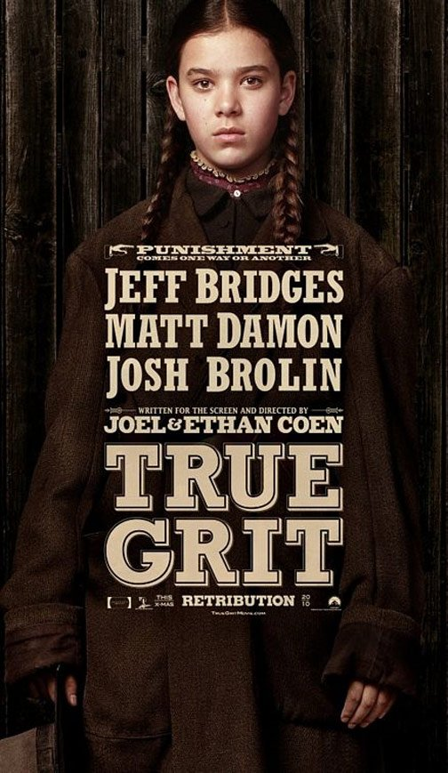 True Grit Poster #3