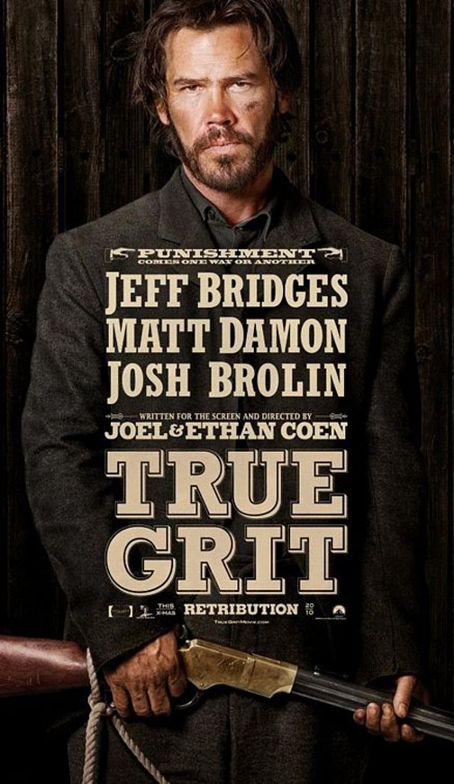 True Grit Poster #5