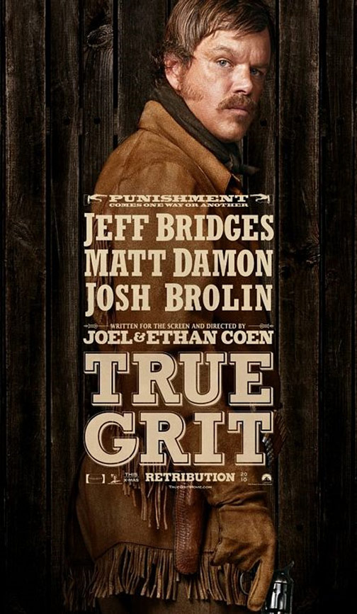 True Grit Poster #6