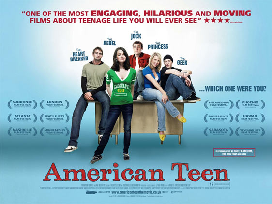 American Teen Poster #3