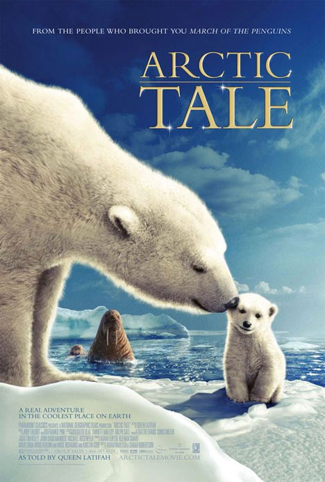 Arctic Tale Poster