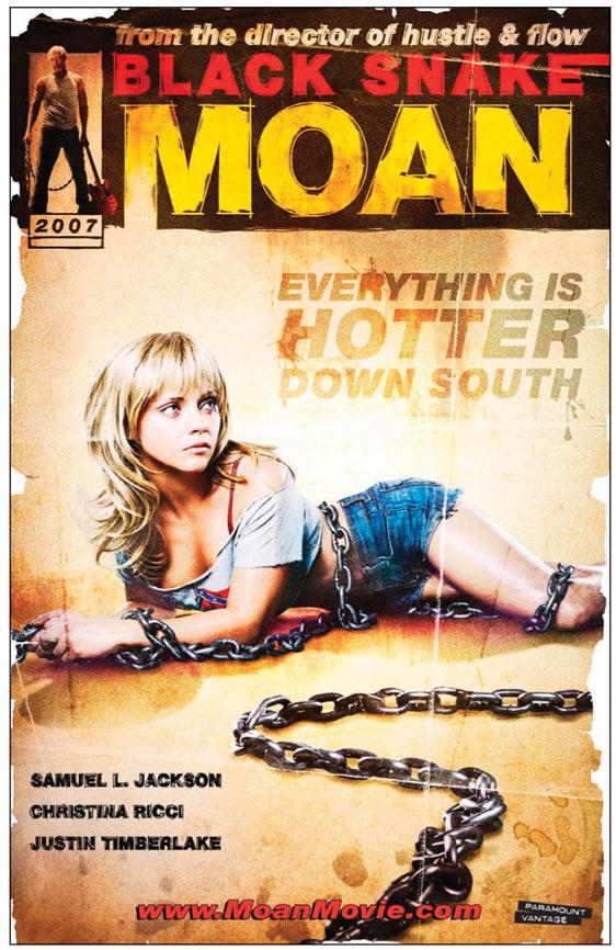 Black Snake Moan Poster #2