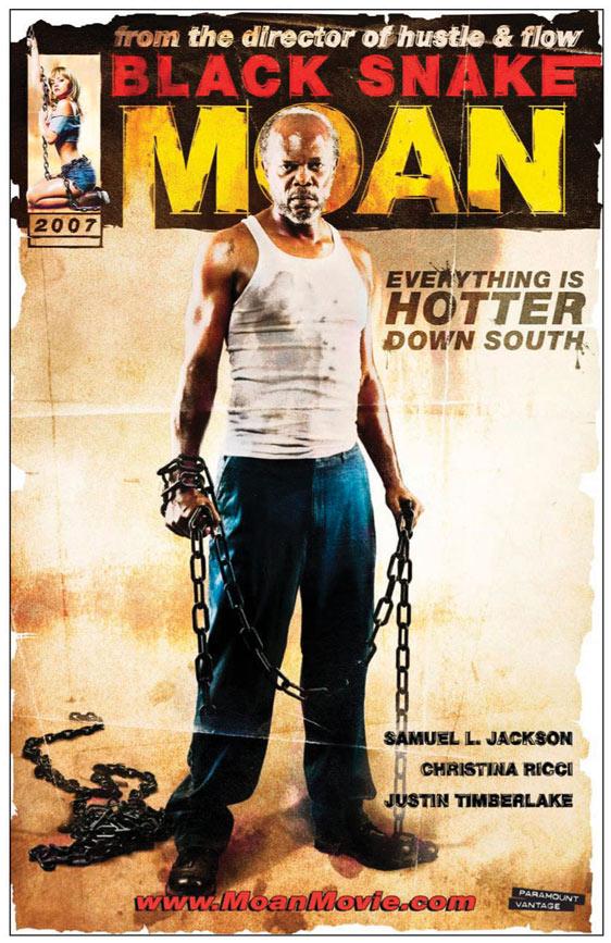 Black Snake Moan Poster #3