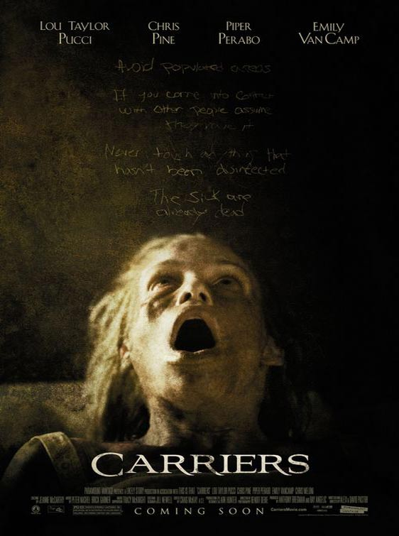 Carriers Poster #2