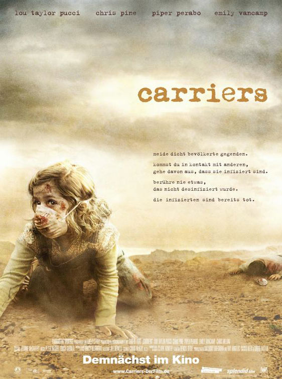 Carriers Poster #3