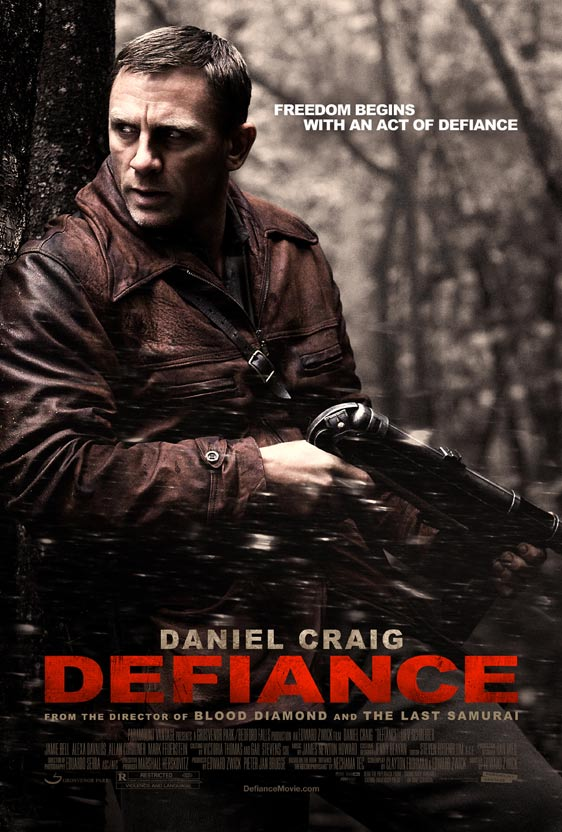 Defiance Poster #2