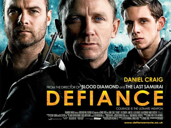 Defiance Poster #3