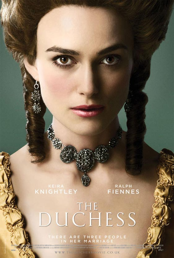The Duchess Poster #2