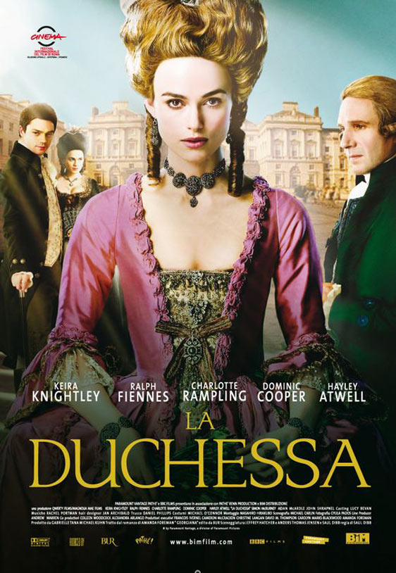 The Duchess Poster #3