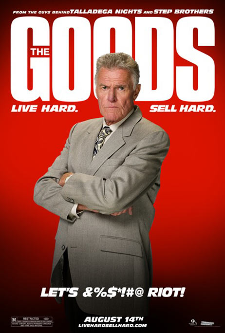 The Goods: Live Hard, Sell Hard Poster #10