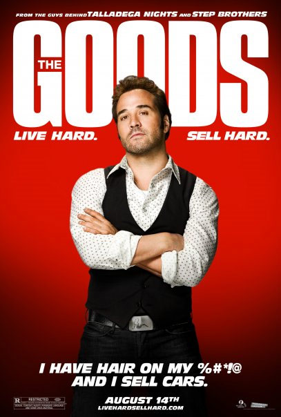The Goods: Live Hard, Sell Hard Poster #2
