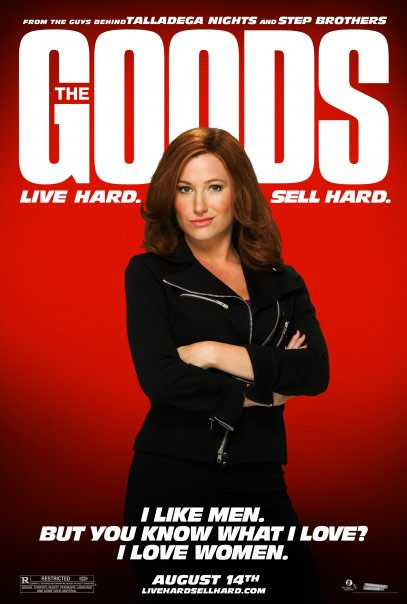 The Goods: Live Hard, Sell Hard Poster #3
