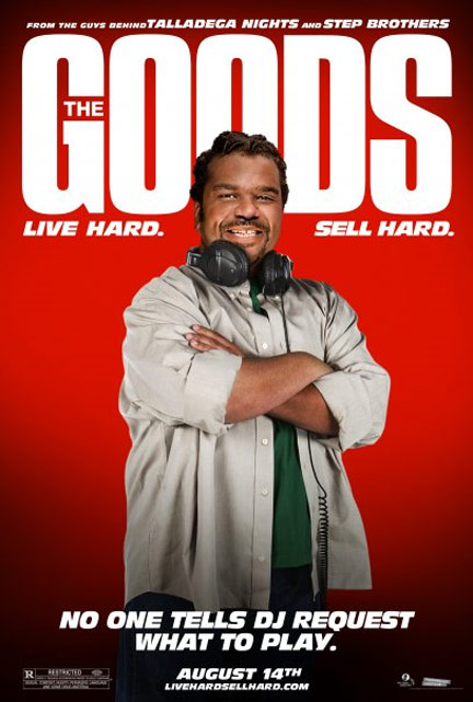 The Goods: Live Hard, Sell Hard Poster #4